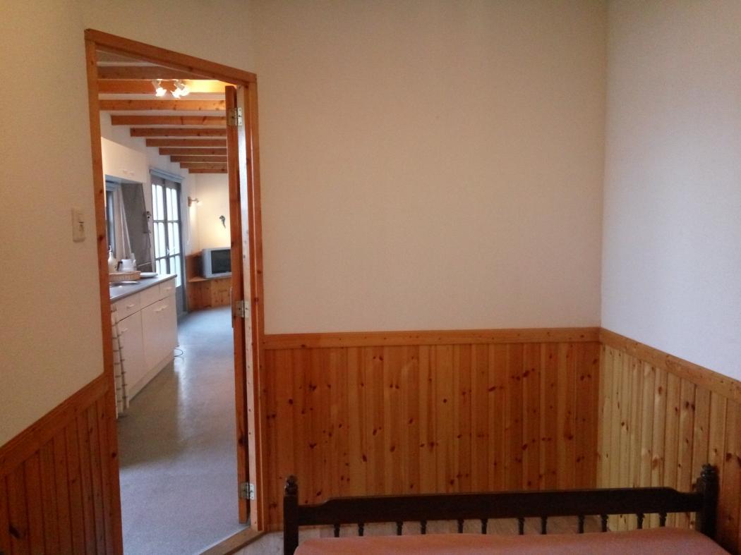 Dřevěná mobilní chata LB39